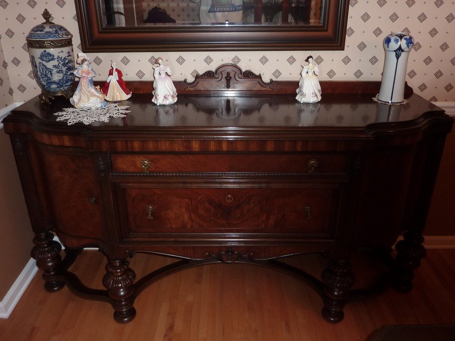 We Have Rockford Union Furniture Company Dining Set (photos Attached) And A.