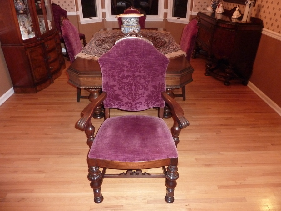 We Have Rockford Union Furniture Company Dining Set