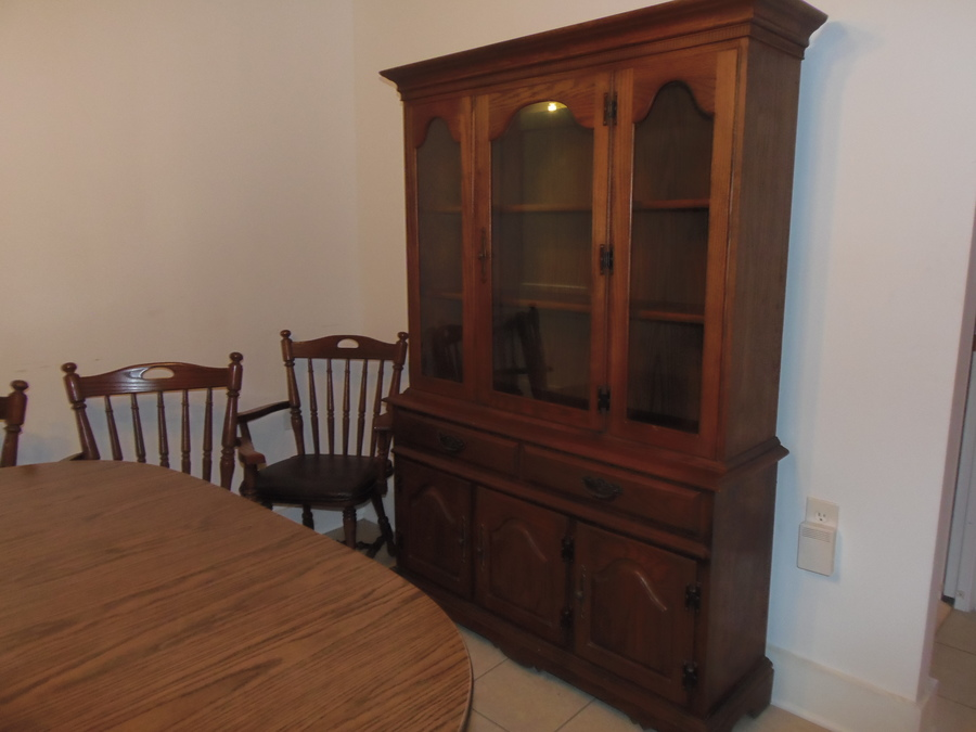 I Have A Garrison Dining Set And Would Like To Know The