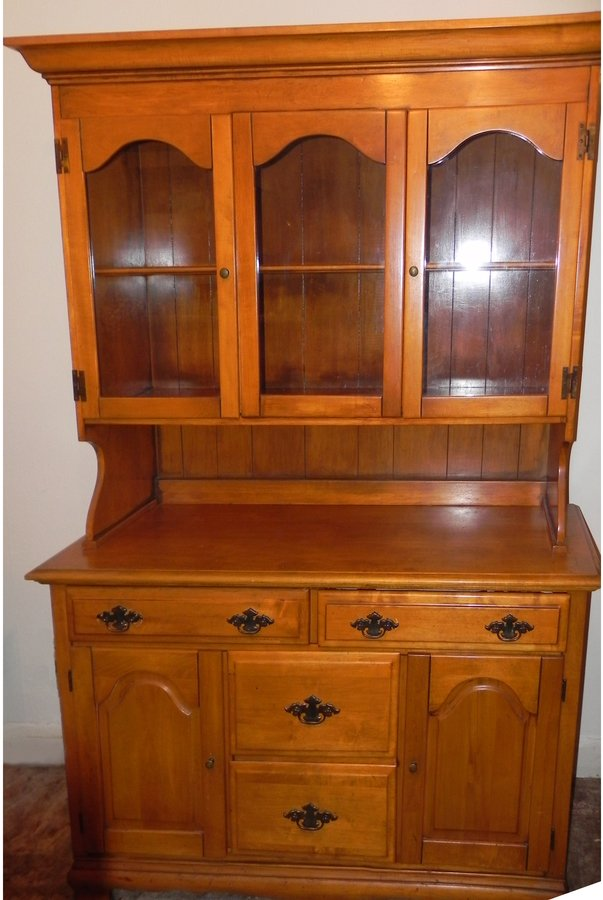Antique Hutch China Cabinet My Antique Furniture Collection