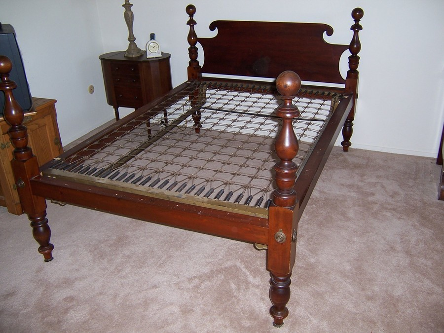 Antique Bed My Antique Furniture Collection