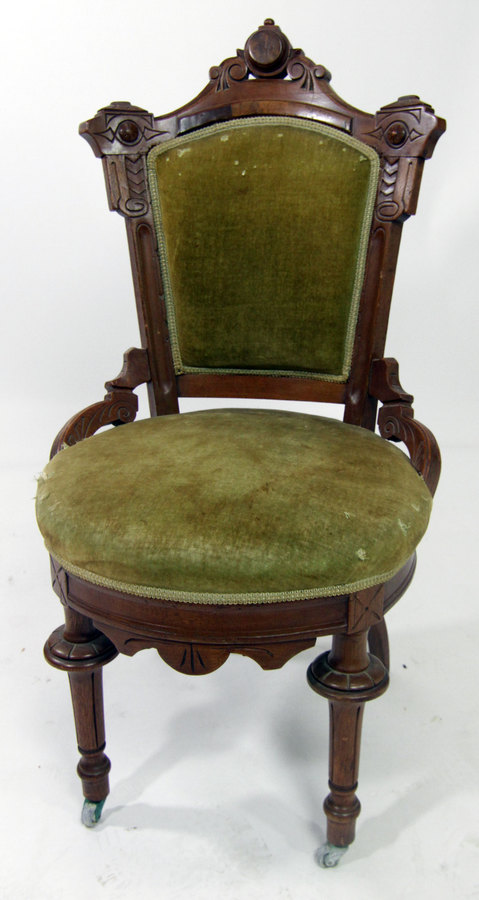 Antique Dining Chairs Value
