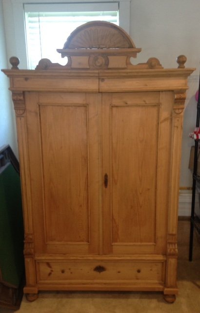 Armoire | My Antique Furniture Collection