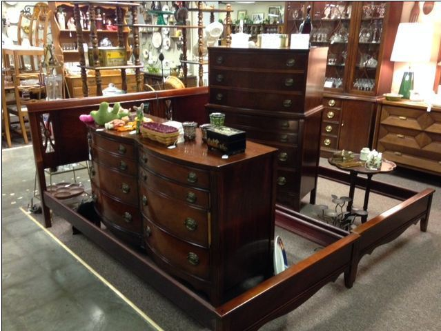 1940 S Dixie Bedroom Set My Antique Furniture Collection