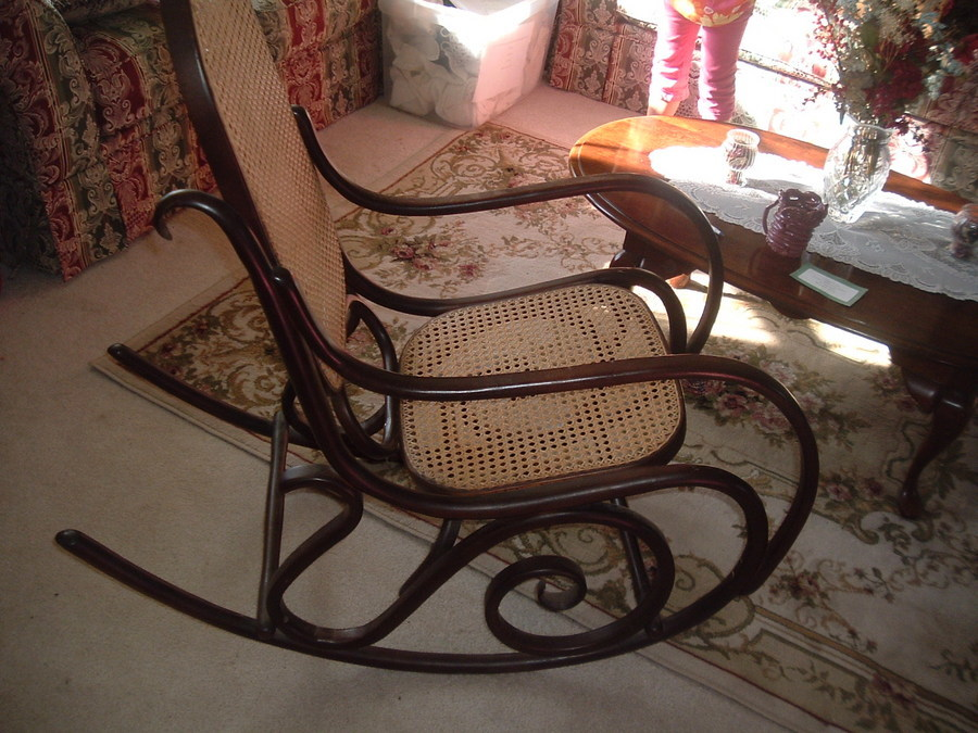 Authentic Thonet Bentwood My Antique Furniture Collection