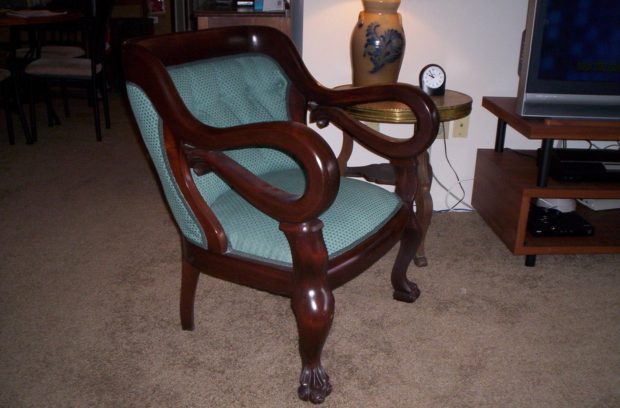 I M Looking For Any Info On This Chair Any Help Is