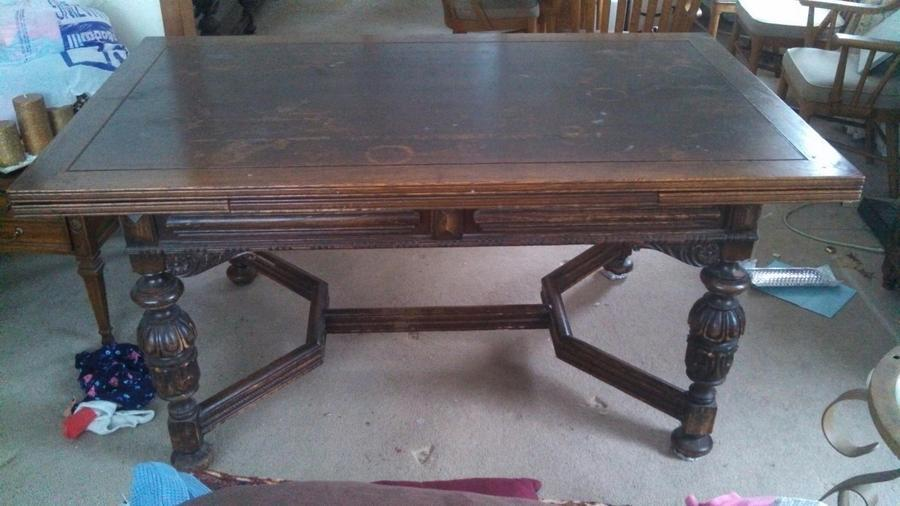 Captivating We Have A Dining Set, Rockford Chair Furniture, Value Restore Dave 4 Years  Ago