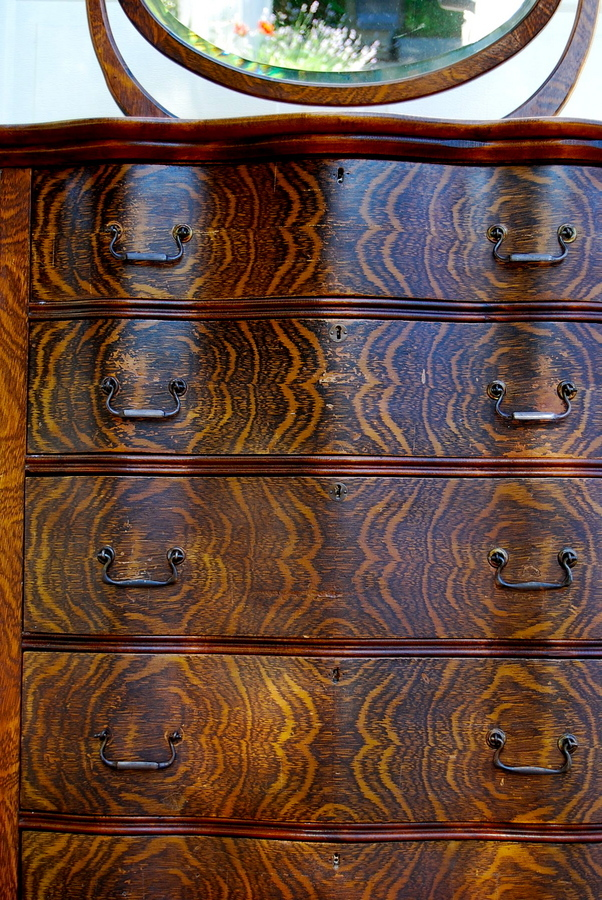 Lovely Where And When Was My Dresser Made? Barnard's | My Antique  ZV66