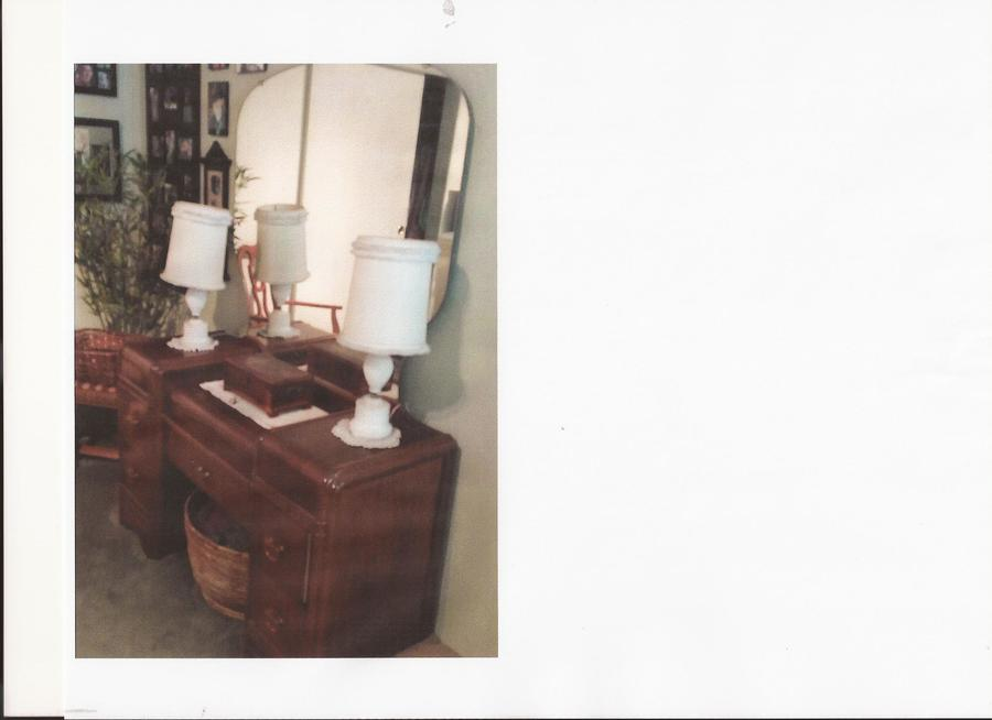 I Will Try This Again I Have A Waterfall Dressing Table