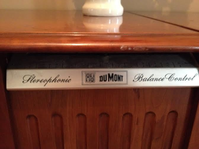 Sites Similar To Craigslist >> Dumont Stereophonic Model 300 | My Antique Furniture ...