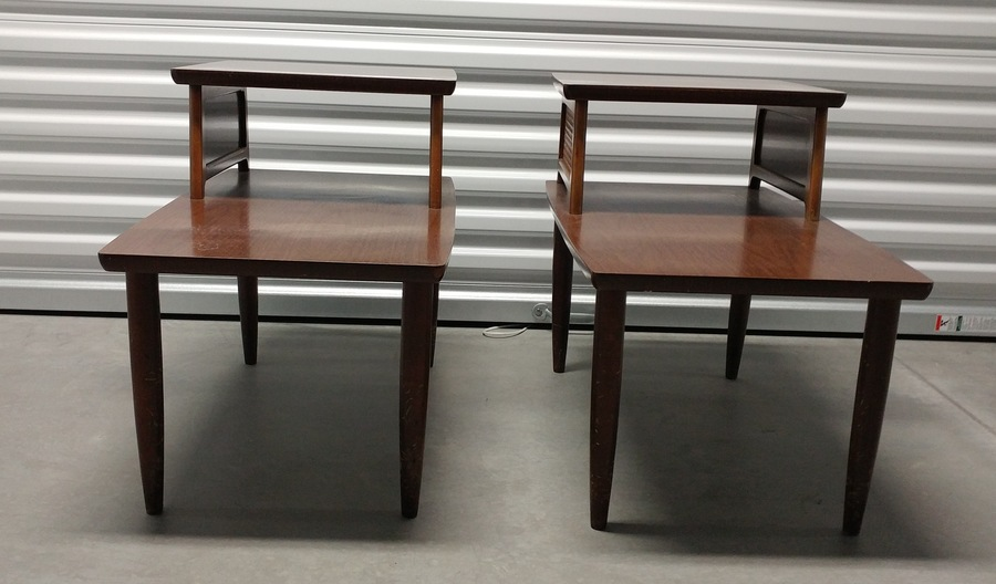 Baumritter End Tables 161170 Value Info My Antique