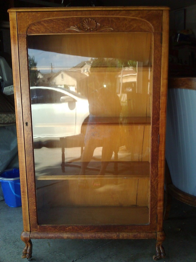 Antique China Cabinet Value Eileen S 5 Years Ago