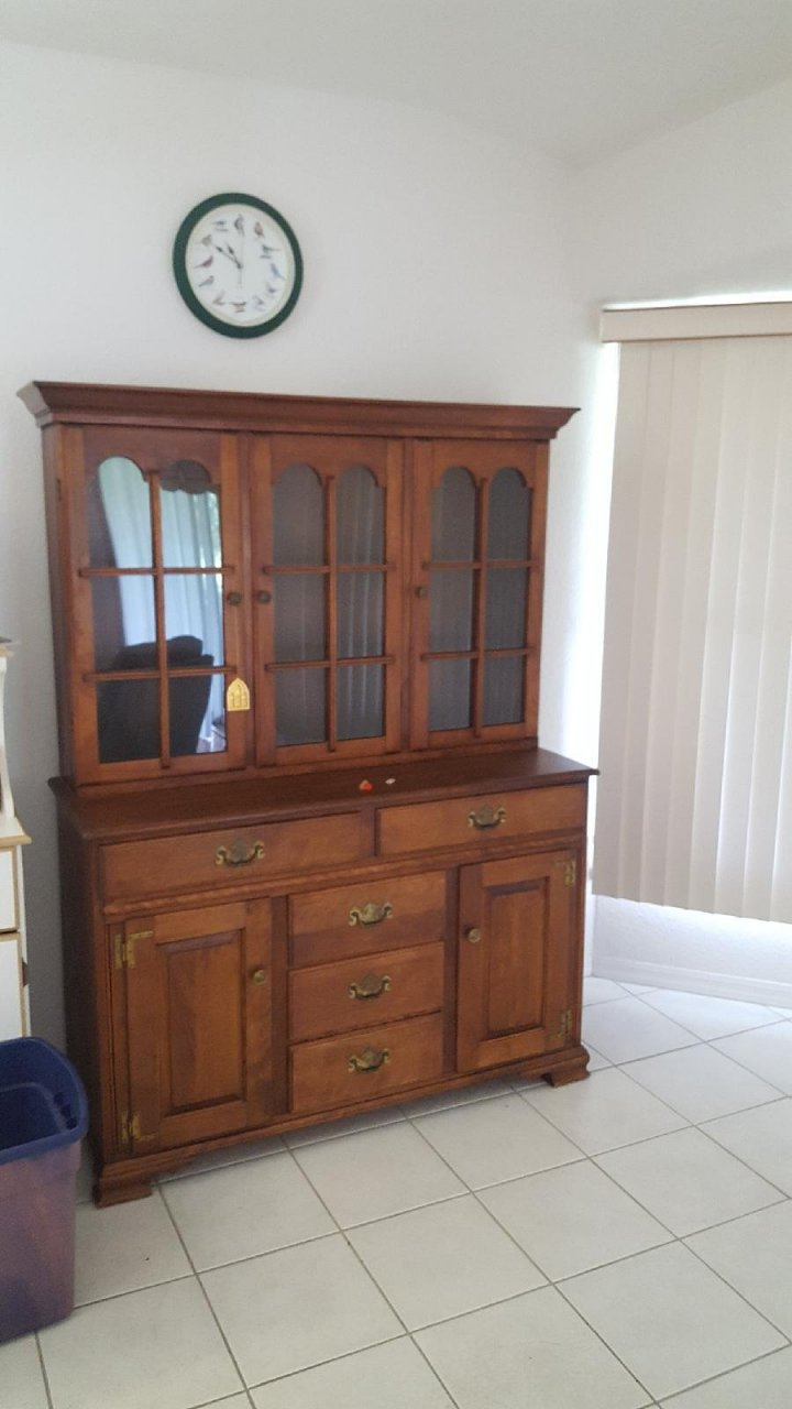 Hutch | My Antique Furniture Collection