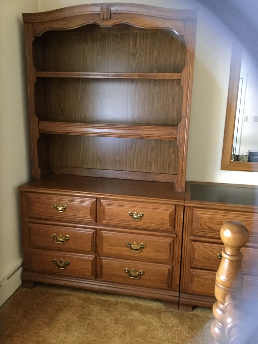 Young And Hinkle Charter Oak Bedroom Set My Antique