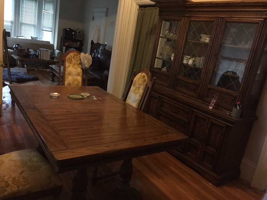 I Have A 1970u0027s Burlington House Dining Room Set In Very Good Condition.  It... Guest 2 Years Ago