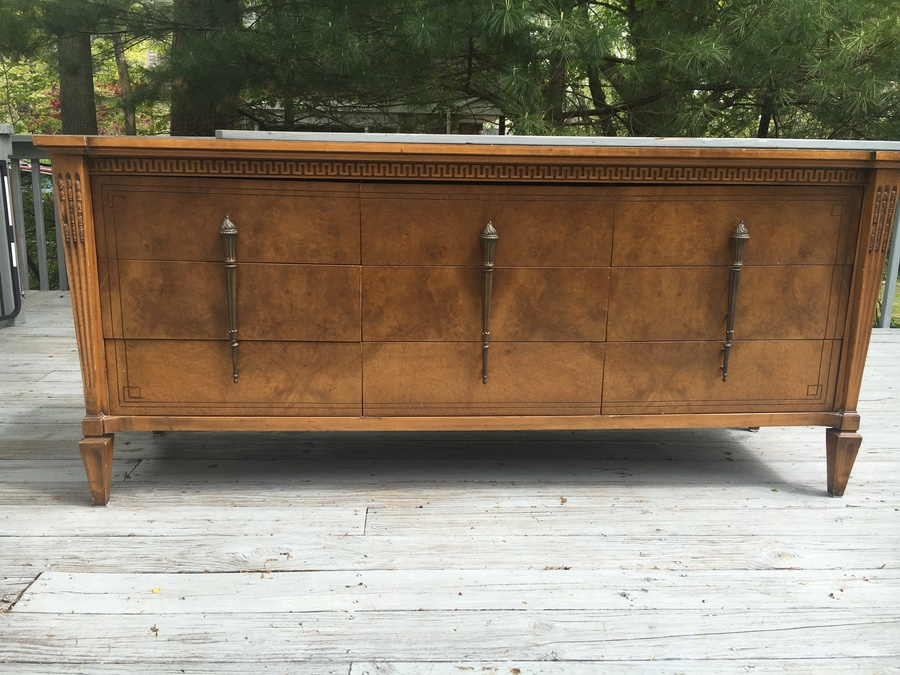Romweber Dresser My Antique Furniture Collection
