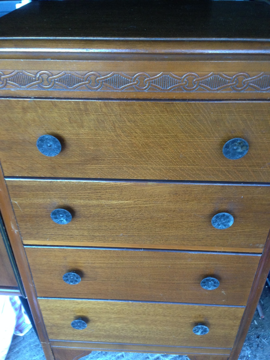 Lebus Chest Of Drawers Amp Vanity Mirror My Antique