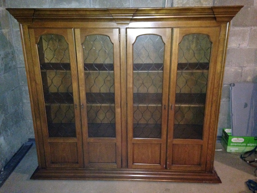I Have A Esperanto By Drexel China Cabinet. What Is The Value Of It? Guest  3 Years Ago