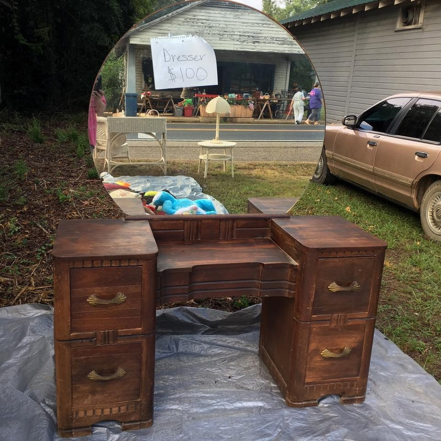 Owosso Mfg Co Vanity What Would This Be Worth The