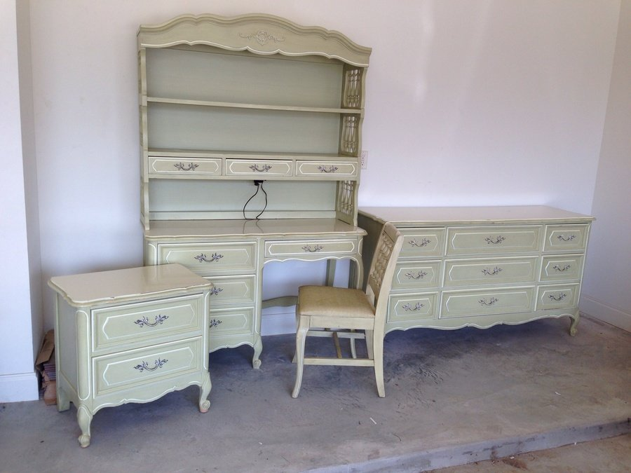 Henry Link Bedroom Set My Antique Furniture Collection