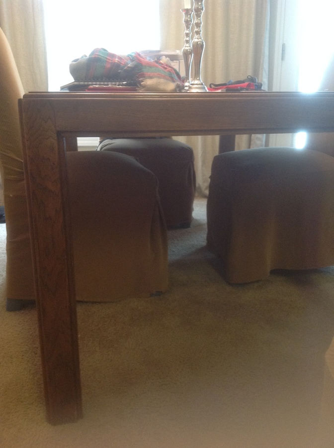 We Have An Antique Oak Table By B Walter Amp Co Of Wabash Indiana With