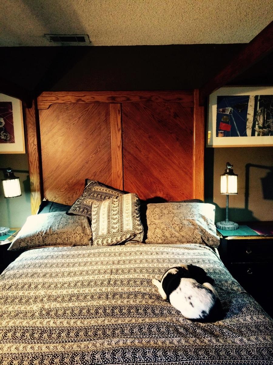 I Have A Bedroom Set Of Burlington Furniture Purchased