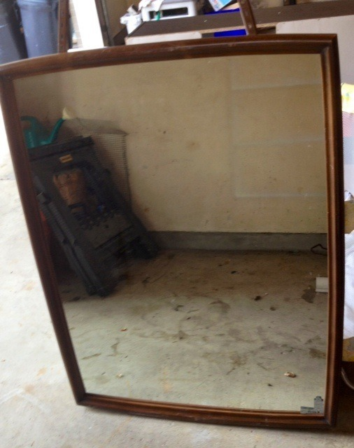 I Have A Mid Century Broyhill Emphasis Dresser With Mirror