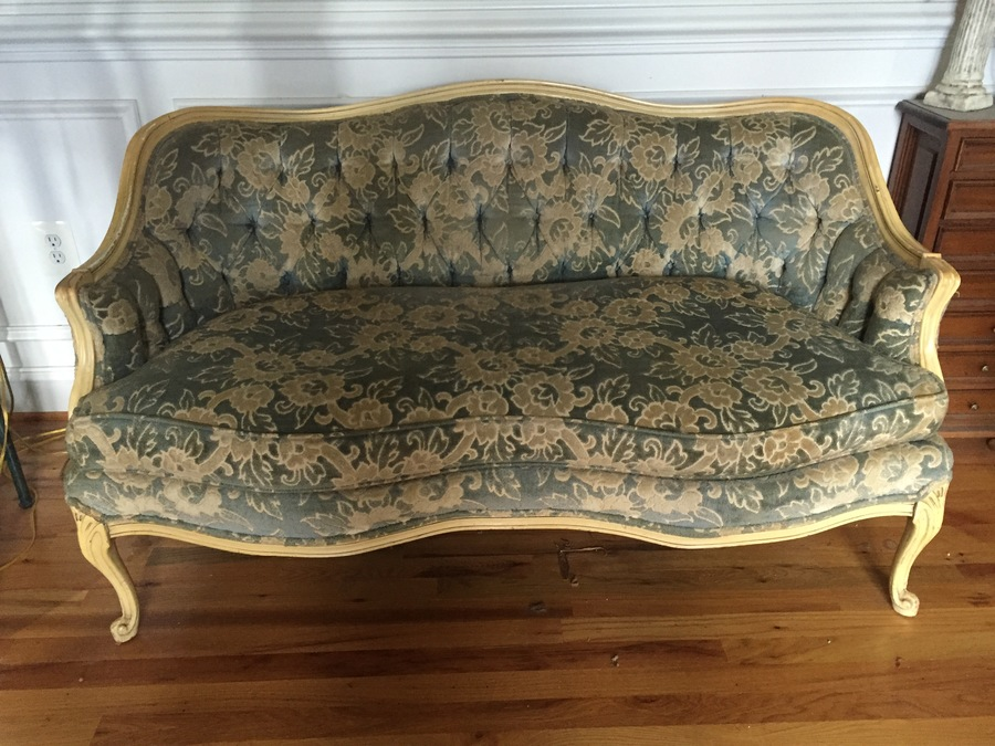 I Have A Flint And Horner Loveseat And 2 Chairs That Was Purchased In The 1 My Antique Furniture Collection