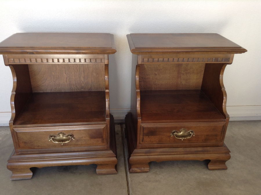 Need More Info On An Ethan Allen American Traditional