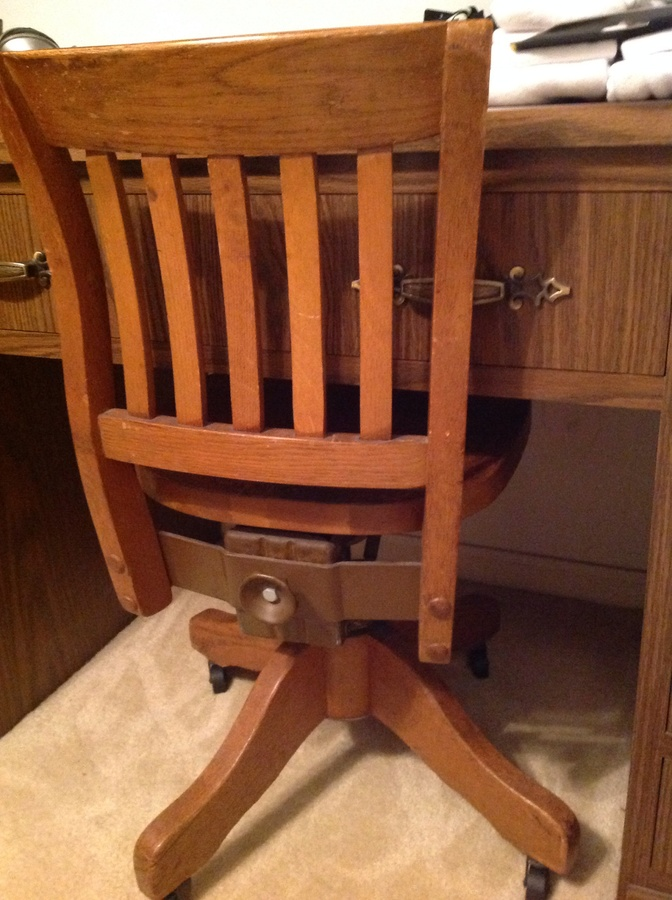 i would like more information on my high point bending and chair co