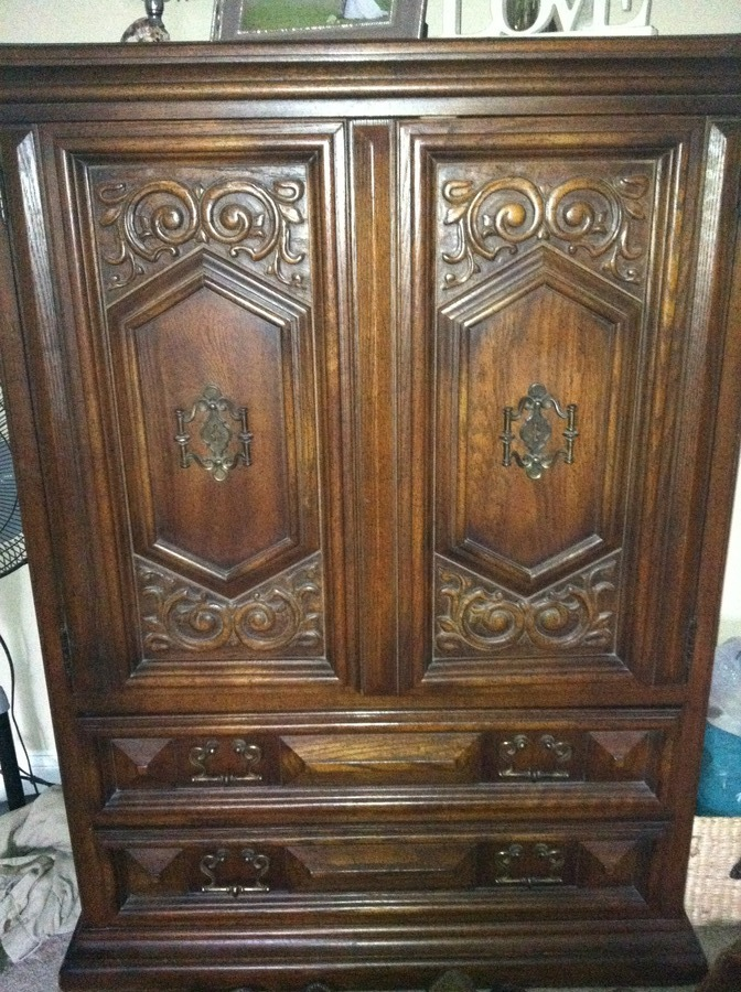 I Have A United Furniture Collection Armoire And Dresser