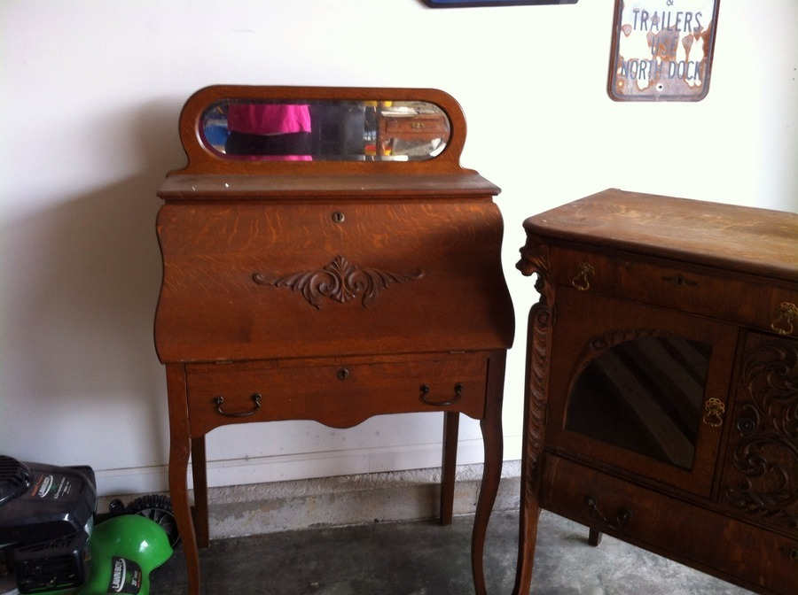 Desk My Antique Furniture Collection