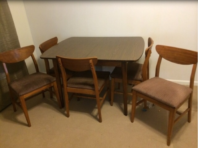 Dining Set By Liberty Chair Company My Antique Furniture