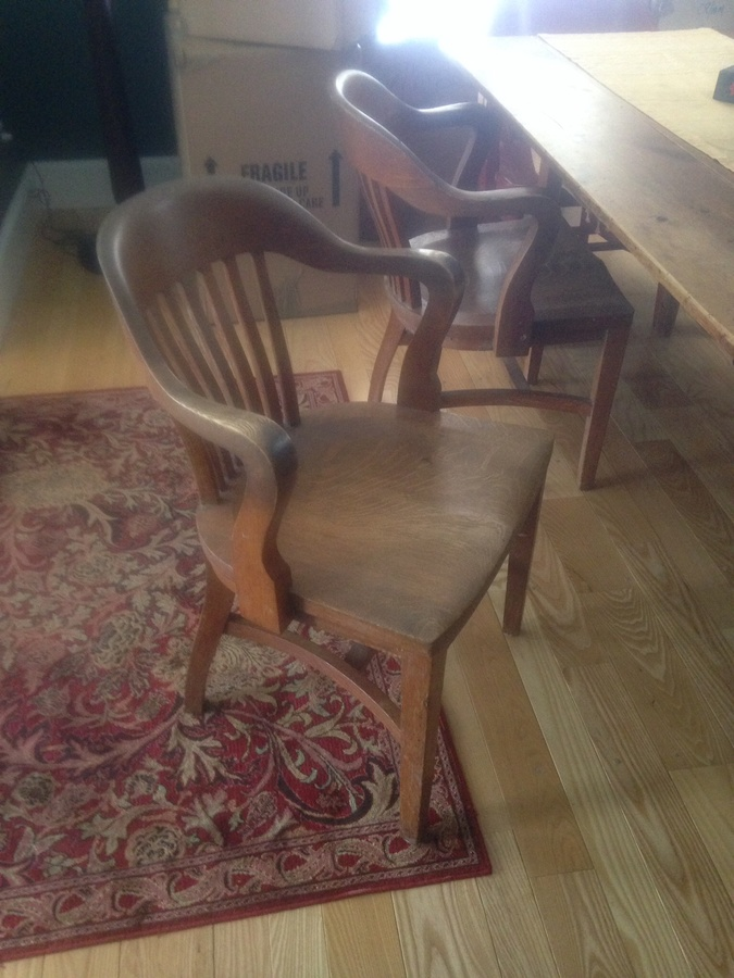 Where Can I Find Bank Of England Chairs For Sale That Are