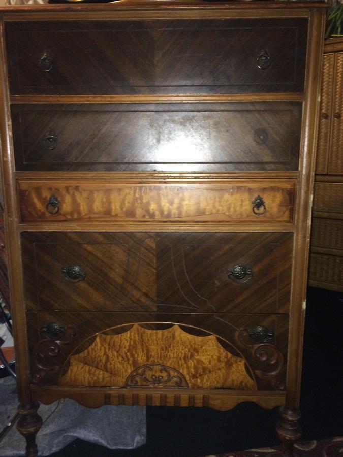 Gettysburg Dresser My Antique Furniture Collection