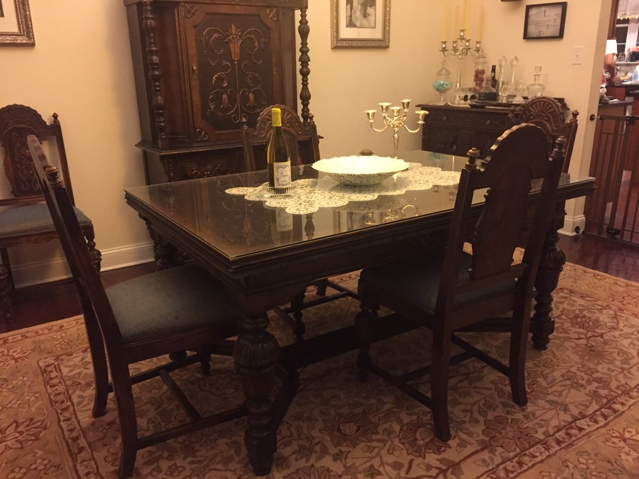 Elk Furniture Company Dining Room Set My Antique