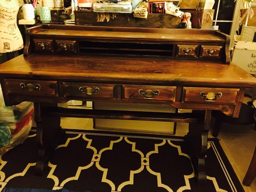 50 Years Old Link Taylor Desks My Antique Furniture
