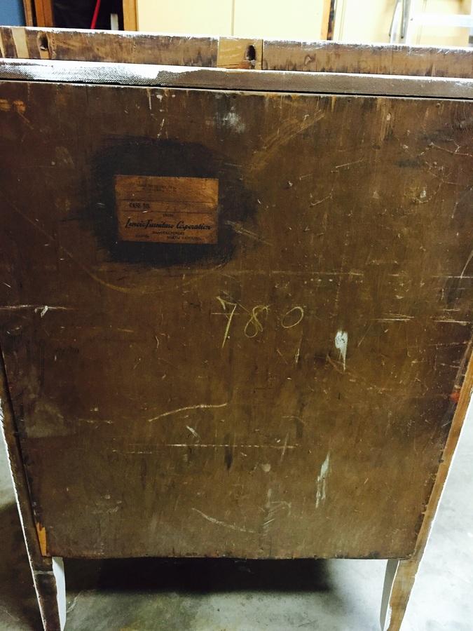 Lenoir Furniture Corp Dresser My Antique Furniture