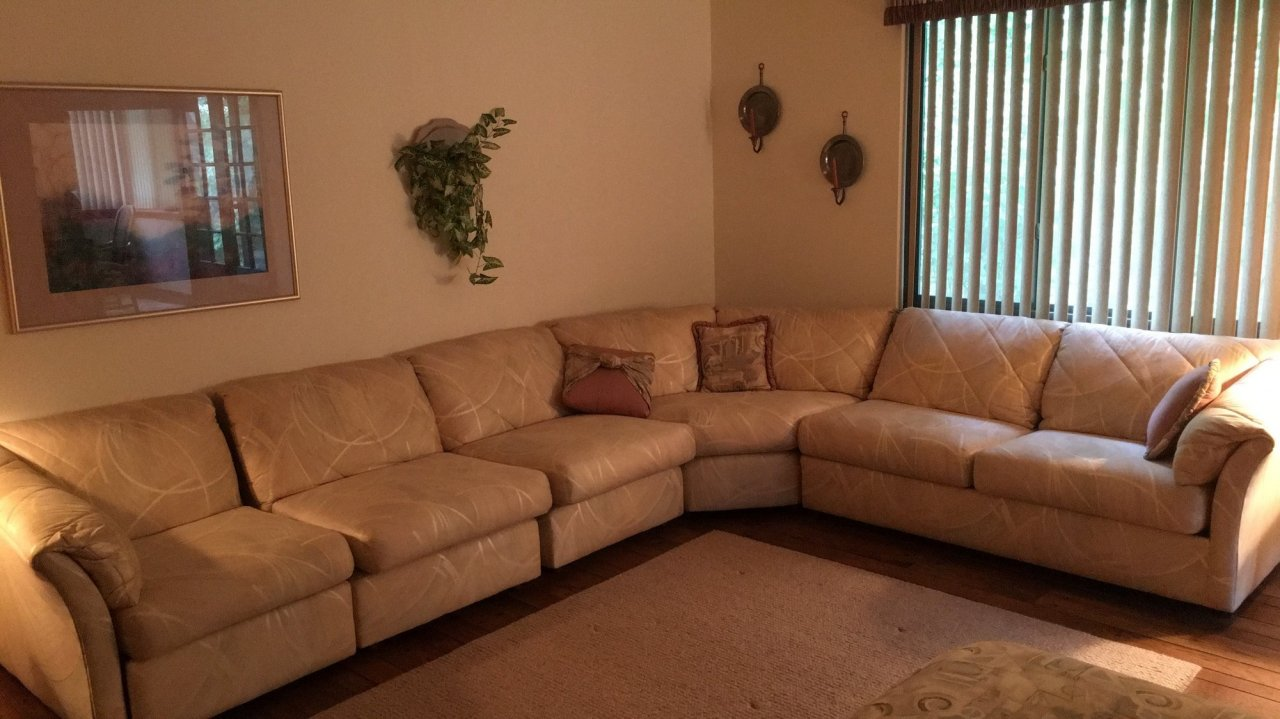 Karpen Sectional Worth My Antique Furniture Collection
