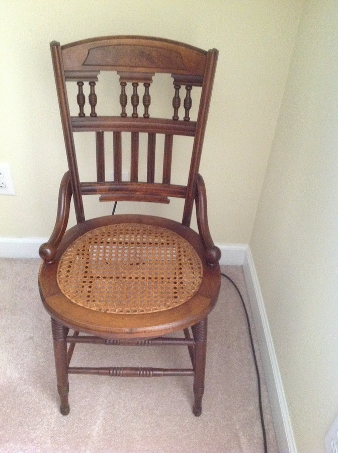 Walter Corey Antique Game Table With Keys To Each Drawer