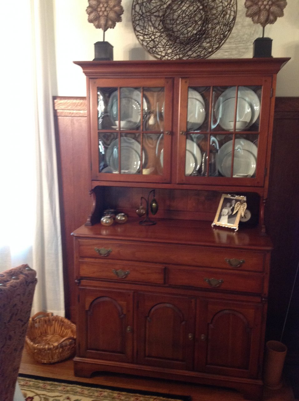 Pennsylvania House Buffet My Antique Furniture Collection