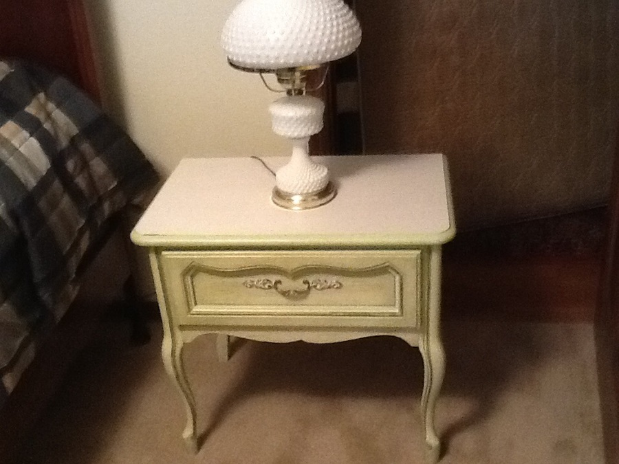 Selling A Stanley French Provincial Girl S Bedroom Set Twin Headboard Dr My Antique