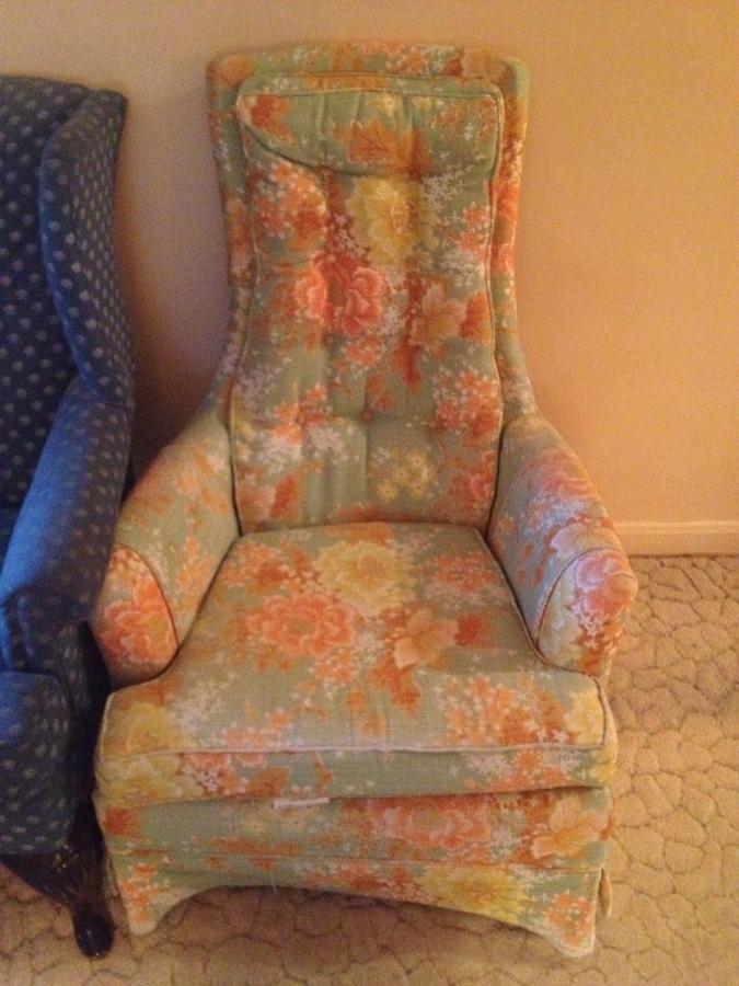 Lenoir Chair Company Broyhill Vintage My Antique