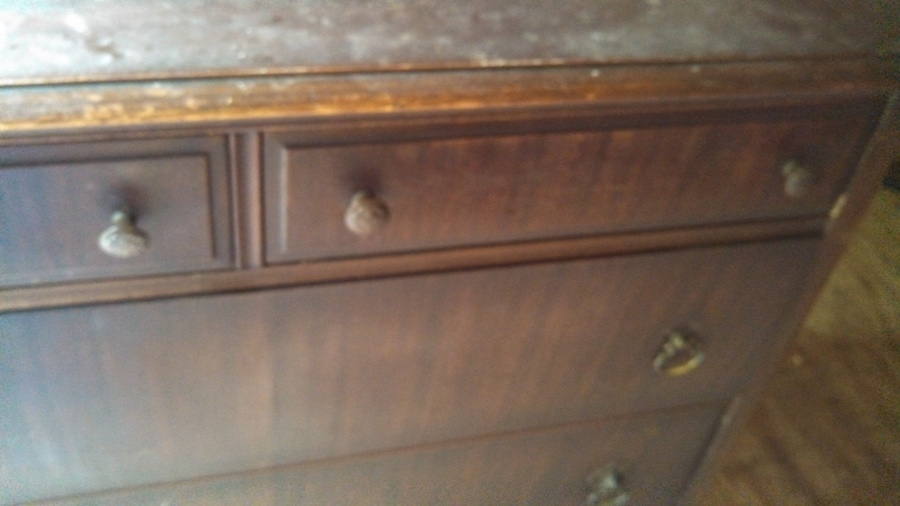 1 Dresser With The Stamp From H B Graves Co Inc I Also