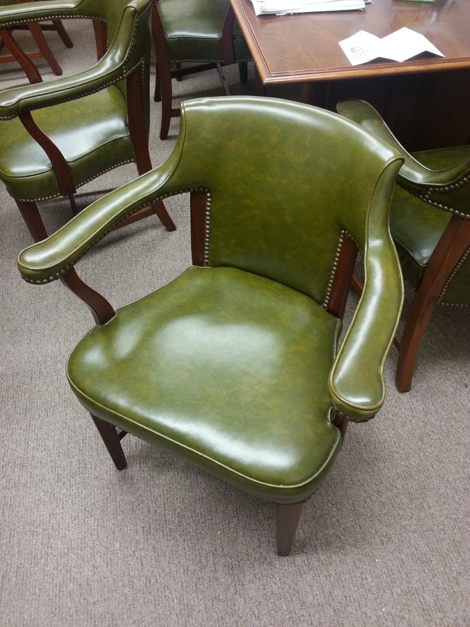 Incredible Set Of Myrtle Desk Co Office Chairs Worth An Appraisal Squirreltailoven Fun Painted Chair Ideas Images Squirreltailovenorg
