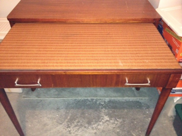 I Am Looking For A Vintage SAGINAW Telescoping Buffet Table Expand O Matic .
