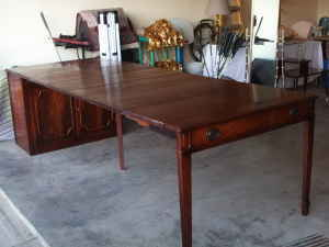 Saginaw Watertown Slide Table My Antique Furniture