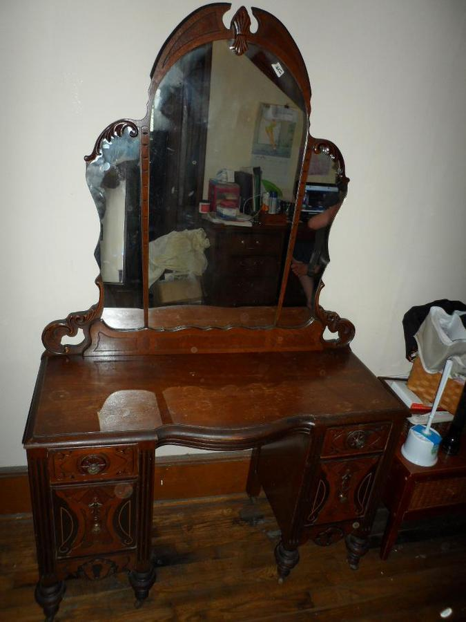 Help Identifying Antique Vanity My Antique Furniture