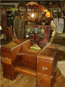 Antique Vanities Dressing Tables Why Are They So Low I