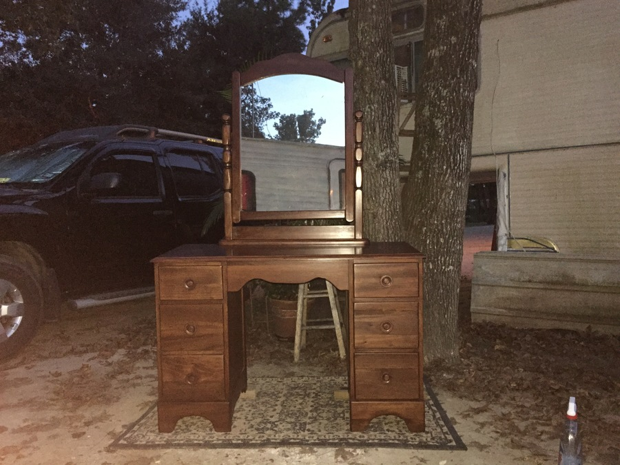 I Have A Myers Spalti Vanity Pattern 289 Maple Can You